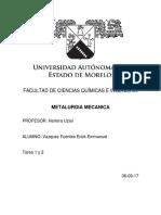 metalurgia mecanica
