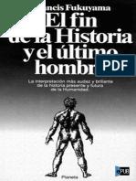 Fukuyama, Francis - El fin de la historia.pdf