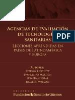 AgenciasEvaluacionTecnologiasSanitarias-JUNIO2017