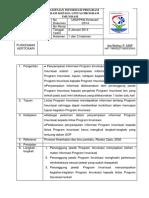 SOP Penyampaian Informasi Program Kpd Linpro