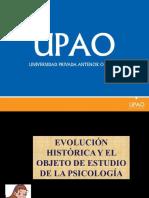 psicologia evolucion historica.ppt
