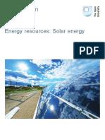 Energy Resources Solar Energy Printable-1