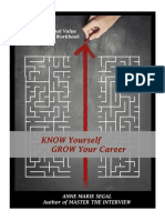 Know Yourself, Grow Your Career by Anne Marie Segal
