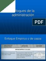 1.3.Enfoques de la administración.ppt