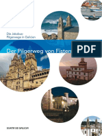 Der Pilgerweg Von Fisterra-Muxía