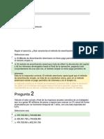 Examen Unidad 2 Matematicas Financieras