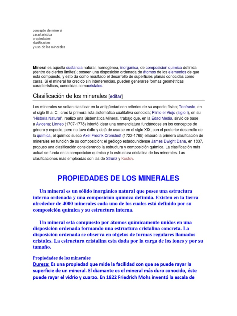 Mineral Docx