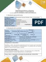 1- Guía y Rúbrica Evaluación Fase 1- Exploración Del Problema (1)