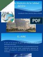 Métodos de Medición de la Calidad del Aire.pptx
