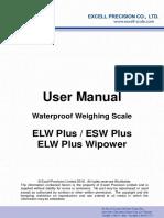 ELW ESW Plus-LCD User En
