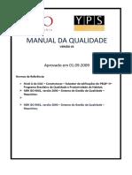 Manual Da Qualidade - V.03