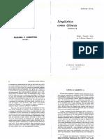 SAPIR, Edward_1969_Linguística Como Ciência (Cap. 1-Língua e Ambiente) (1)