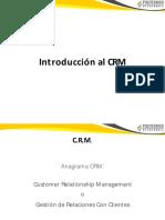 1 Modulo 1 - Introduccion Al CRM