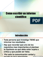 informe cientifico.ppt