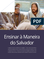 Ensinar a Maneira Do Salvador