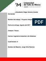 Proyecto integrador etapa 2 ergonomia