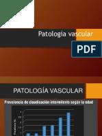 Patologia Vascular 1