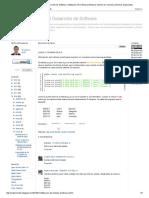 Mis Experiencias en El Desarrollo de Software_ Utilización Del Método Printf Para Imprimir en Consola Columnas Espaciadas