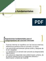 1.-Supuestos fundamentales