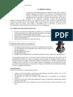 EL GÉNERO POLICIAL-guía aprendizaje