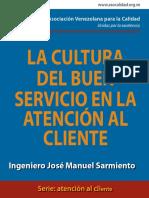 La Cultura Del Buen Servicio