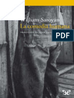 La Comedia Humana - William Saroyan