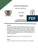 Sintesis  nitrobenceno.docx