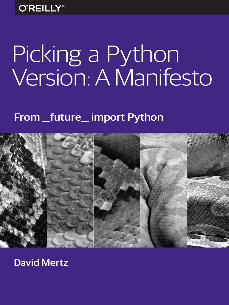 From Future Import Python | Python (Programming Language) | Linux