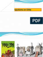 El Populismo y El Segundo Gobierno de Ibañez