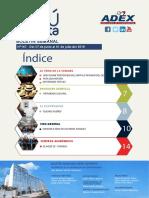 Boletín Semanal Perú Exporta N° 167