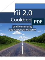 Yii2 Community Cookbook