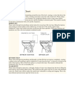 Types of Water Closet