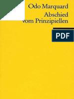 Odo Marquard-Abschied vom Prinzipiellen. Philosophische Studien  -Reclam (1981).pdf