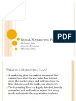 1. Rural Marketing Plan