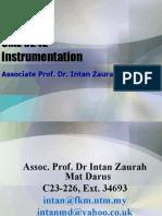 Instrumentation Measurement and Control