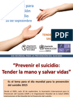 Presentacion Dia Mundial Del Suicido 2015 (1)