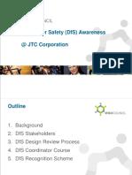 DfS Awareness JTC