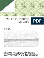 Taller 2- Estudio de Caso