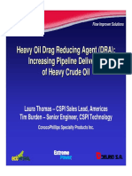 Heavy Oil Drag Reducing Agent.pdf