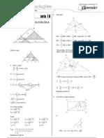 Matemática - Caderno de Resoluções - Apostila Volume 4 - Pré-Universitário - mat2 aula16