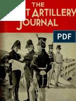 Coast Artillery Journal - Aug 1937