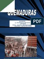 QUEMADURAS 2010