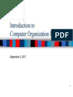 Computer Organization