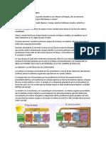Mecanismos de Autorregulación de Los Ecosistemas