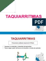 Taquiarritmias Final