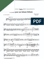 Ravel Pavane Part II