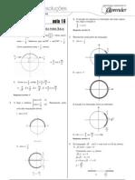 Matemática - Caderno de Resoluções - Apostila Volume 4 - Pré-Universitário - mat5 aula16