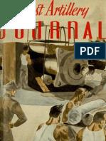 Coast Artillery Journal - Aug 1938