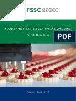 FSSC 22000-2017
