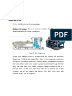 Belt Press Description